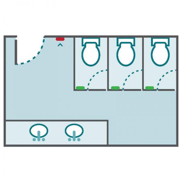 Door Fresh diagram